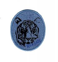 "Термоаппликация  ""Тигр"""