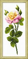 """Набор для вышивания 1331 """"Дивный цветок"""" 20х50 см"""