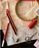 Инструменты для вышивания