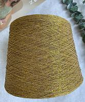 Беллино (Bellino, 80%вискоза,20%полиамид), 7,2м/1гр, 3080 коричнево-золотой