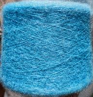 Superkid Суперкид  (70 % мохер, 5 % шерсть, 25 % полиамид) 1000 м/100) 5221 - ярко-бирюзовый