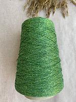 Люрекс (80%вискоза, 20%п-амид, 7.5м/1г) зеленый