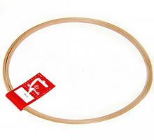 Пяльцы круглые без замка, высота обода 8 мм, диаметр 27,5 см