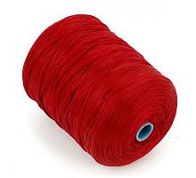 Нить для обметки ковров бордо, 500 м.