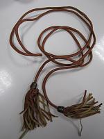 Ручка сумочная коричневая