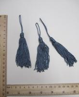 Кисть, цвет серый, 13 см