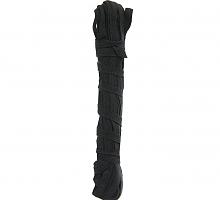Резинка 7мм черная х 10м