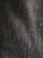 """Мех искусственный черный """"обезьянка"""""""