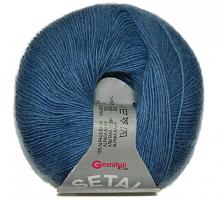 Пряжа Сетал (Setal), цвет 0013 джинсовый