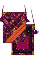 "Набор для вышивания арт.CС-1429 Сумка ""Ацтеки"" 21х29 см"