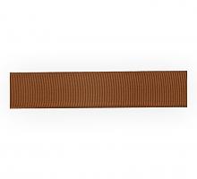Лента репсовая 12 мм, коричневый
