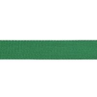 Лента репсовая 12 мм, зеленый