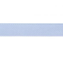 Лента репсовая 12 мм, сиренево-голубой