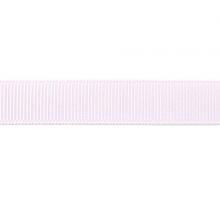 Лента репсовая 12 мм, светло-сиреневый