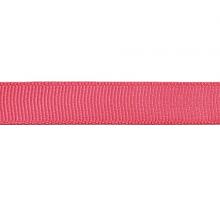 Лента репсовая 12 мм, светло-красный