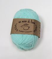 Пряжа Rabbit Angora, цвет 41 салатовый