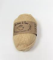 Пряжа Rabbit Angora, цвет 03 светло-бежевый