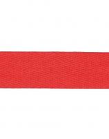 Лента киперная 18 мм, красная