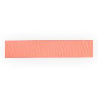 Лента репсовая 12 мм, оранжевый