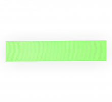 Лента репсовая 12 мм, салатовый