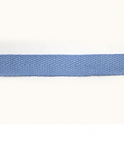 Лента киперная 13 мм, голубая