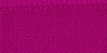 Молния riri атлас. никель, неразъем., 1замок 6мм,16см, тип подвески FLASH, цвет малиновый