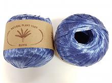 Пряжа Рафия (Raffia), цвет 022 джинса
