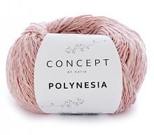 Пряжа Полинезия, цвет 64 розовый