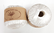 Пряжа Рафия (Raffia), цвет 04 супер белый