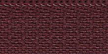 Молния Meras потайная неразъем, 1 замок 3мм 50см, цвет бордо