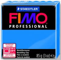 Полимерная глина FIMO «PROFESSIONAL» цвет чисто синий