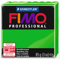 Полимерная глина FIMO «PROFESSIONAL» цвет ярко-зеленый