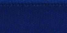 Молния RIRI металл. GO, 6 мм, 16 см, на атласной тесьме, 1 замок неразъемный, FLASH, цвет 9603 светло-синий
