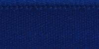 Молния RIRI металл. GO, 6 мм, 18 см, на атласной тесьме, неразъемн., тип подвески FLASH, цвет 9603 светло-синий