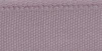 Молния RIRI металл. GO, 6 мм, 18 см, на атласной тесьме, неразъемн., тип подвески FLASH, цвет 9413 светло-сиреневый