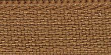 Молния Meras потайная неразъем, 1 замок 3мм 50см, цвет охра