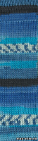Пряжа Alize SUPERWASH 100 цвет 4446 голубая лагуна
