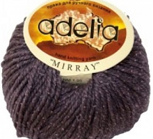 Adelia Mirray № 093 серо-розовый