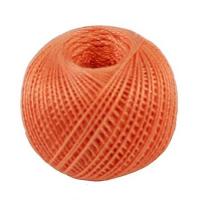 Пряжа Ирис, 100% хлопок 25гр. 0802 (019) персиковый