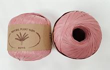 Пряжа Рафия (Raffia), цвет 067 пудра