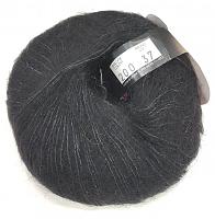 Пряжа Софт Дрим (Soft Dream), 0200 черный