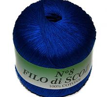 Filo Di Scozia №8 (Фило Ди Скозиа №8 - 140 синий