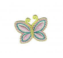 Термоаппликация бабочка 3х3.5