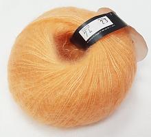 Пряжа Софт Дрим (Soft Dream), 74 абрикосовый