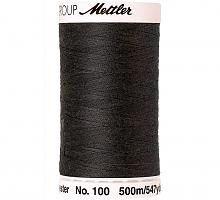 Нить универсальная SERALON 100, 500 м, цвет 416 серый