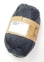 Пряжа Як-силк №35 моренго (темно-серый)