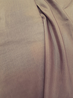 Маркизет коричневый