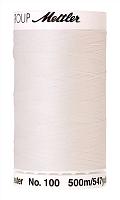 Нить универсальная SERALON 100, 500 м, цвет 1000 молочный