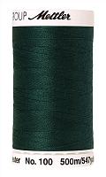 Нить универсальная SERALON 100, 500 м, цвет 0757 т-зеленый