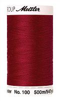 Нить универсальная SERALON 100, 500 м, цвет 0504 т.красный